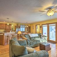 Houghton Lake Home with Dock - Near Boat Launch!