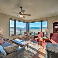 Bozeman Home on 11 Acres with Mountain Views!