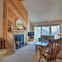 Townhome on Summit Mtn - Skiers Dream!, hotel in Bellaire