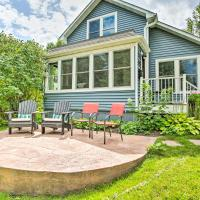 Charming Home with Patio, Next to Lake Waconia!, hotel in Waconia