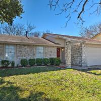 Round Rock Retreat with Yard - 20 Miles From Austin!