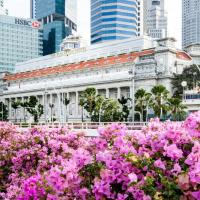 The Fullerton Hotel Singapore (SG Clean, Staycation Approved), מלון בסינגפור