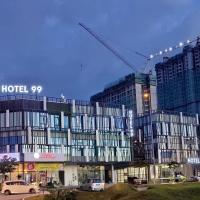 Hotel 99 Sepang KLIA & KLIA2