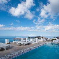 Above Blue Suites, hotel a Imerovigli