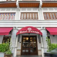 Hotel Penaga, hotel in George Town