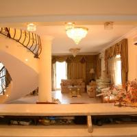 Luxurious Villa with Private Pool and Beach, hotel near Hurghada International Airport - HRG, Hurghada