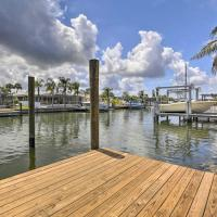 Updated Apollo Beach Home with New Dock & Hot Tub!