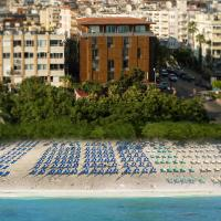 Anjeliq Downtown Hotel, hotel in Alanya