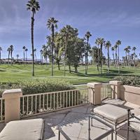 Palm Desert Townhome with Tennis and Pool Access!