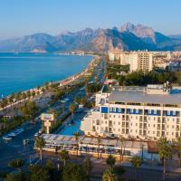 Sealife Family Resort Hotel, hotel en Antalya