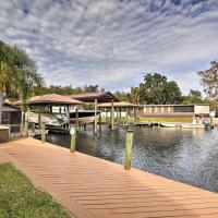 Waterfront Homosassa Home with Private Dock!