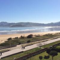 Primera linea playa laredo