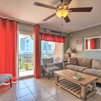 Galveston Getaway with Pool Access Steps from Beach