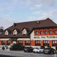Zajazd Pod Szyszkami, hotel in Krotoszyn