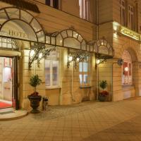 Altstadthotel Am Theater, hotel in Cottbus
