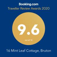 Mint Leaf Cottages, Bruton