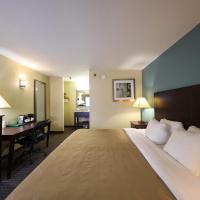 Copley Inn & Suites, Copley - Akron, hôtel à Akron