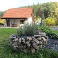 Rekreační dům v Brdech Pod Svatou Annou, hotel v destinaci Ohrazenice