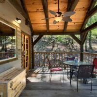 The Codex - Parker Creek Bend Cabins,默弗里斯伯勒的飯店