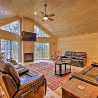 Waterfront Davis Pond Cabin with Dock and Kayaks!