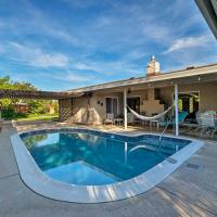 Family-Friendly Ripon Home with Private Pool and Patio