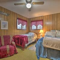 Great Bear Lake Home with Private Dock, Fire Pit, hotel in Grand Junction