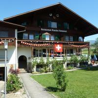 Hotel Restaurant Sunnmatt, hotel in Aeschi