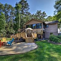 Waterfront Midway Home with Sunroom & Large Yard