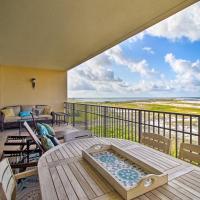 Beachfront Dauphin Island Resort Condo with Pool