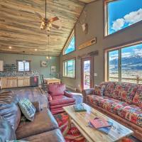 Mtn-View Cabin 40 Mi to Yellowstone Ntl Park!, hótel í Livingston