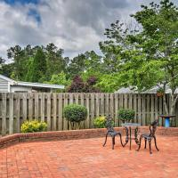 Updated Aiken Home with Patio, Less Than 2 Mi to Golf!