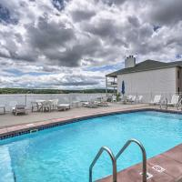 Waterfront Condo with Pool on Lake of the Ozarks