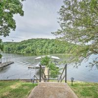 Waterfront Lake Ozark House with Private Dock!