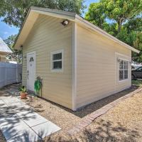 Downtown Stuart Studio with Grill - Walk to Bay!