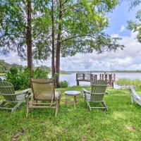 Lakefront Home with Dock - 7 Miles to Downtown!