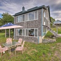 Waterfront Cottage - 17 Mi to Acadia Ntnl Pk!