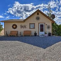 Secluded Home with Patio & Views - 1mi to Vineyards, hotel in Palisade