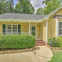 Quiet Raleigh Area Home, 10 Miles to NC State