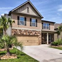 Spacious Home, Great for Remote Work about 15 Mi to ATL, hotel in Union City