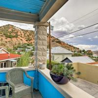 St Patrick Apartment in the Heart of Bisbee