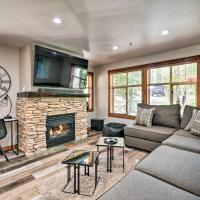 Solitude Mountain Resort Condo at Lift Base!