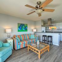 Carolina Beach Home with Views & Pool Access!