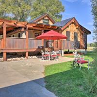 Gunnison Home ~3 Mi to Western CO University!, hotel near Gunnison-Crested Butte Regional Airport - GUC, Gunnison