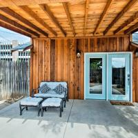 Renovated Modern Home with Patio, Walk to Texas Tech!