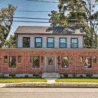 Updated Downtown Red Bank Home 5 Mi to Beach!, hotel in Red Bank