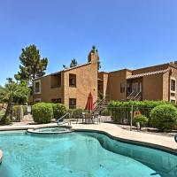 Condo W/Pool & Tennis - 4 Mi to Talking Stick