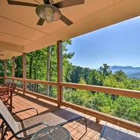 Hiawassee Home with Views Less Than 1 Mi to Lake Chatuge, hotel in Hiawassee