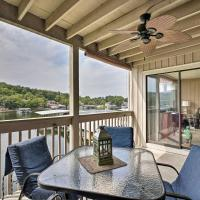 Osage Beach Waterfront Condo with Amenities!