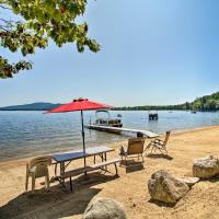 Center Ossipee Pet-Friendly Cottage with Dock!, hotel in Center Ossipee