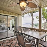 Osage Beach Condo with View, Pool & Lake Access
